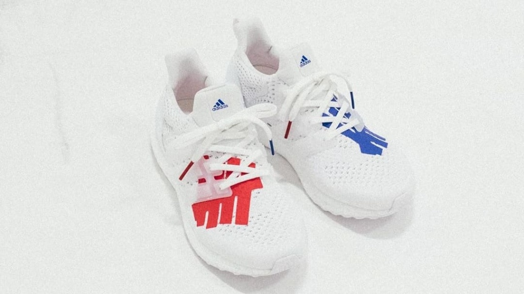 "Undefeated x Adidas Ultra Boost ""Stars and Stripes�?Release"