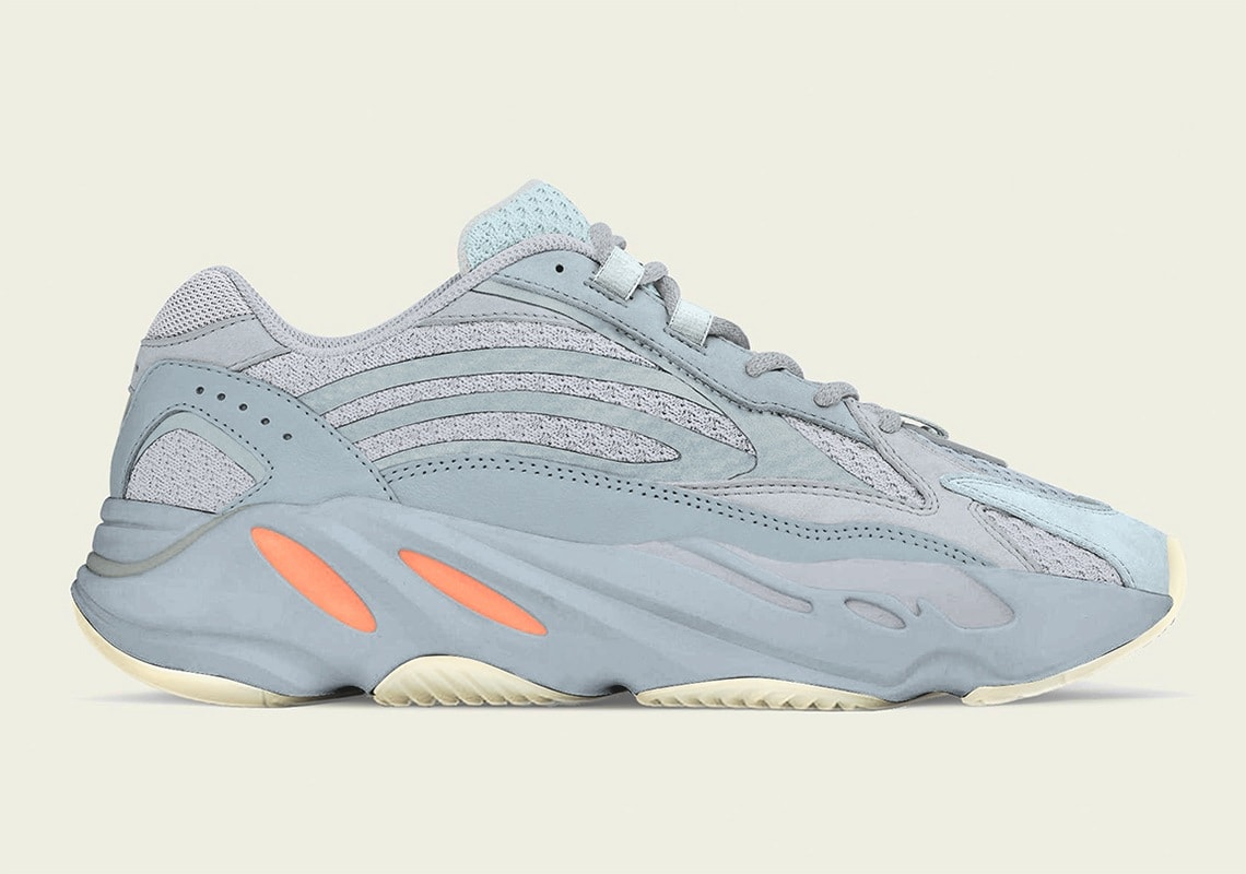 reputable site 49767 46a08 adidas Yeezy Boost 700 V2 Inertia | Store and Raffle List ...