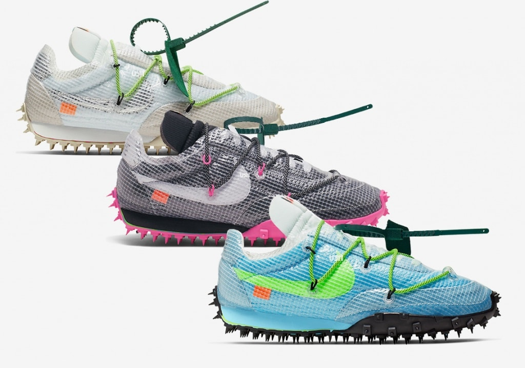 Off White x Nike Air Max 90 RELEASE INFO AND RAFFLE LIST