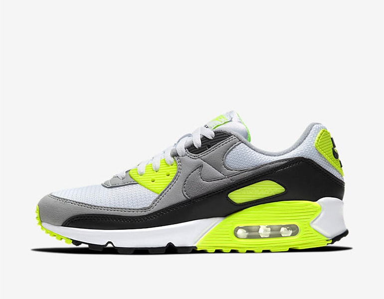 nike air max 90 volt release and store news