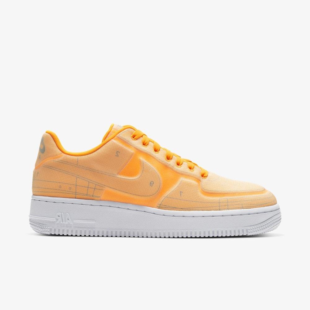 Nike Air Force 1 LX Blueprint Laser Orange