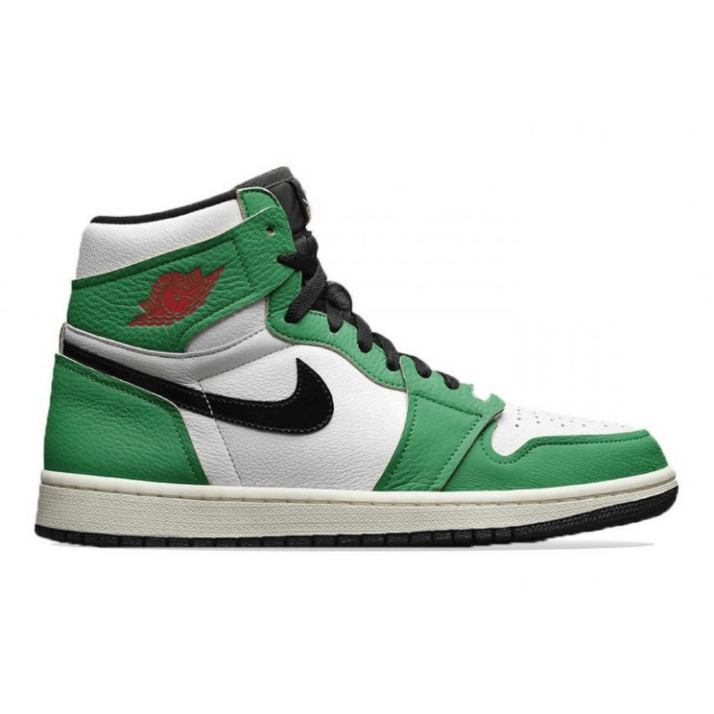 """Nike WMNS Air Jordan 1 """"Lucky Green"""""""