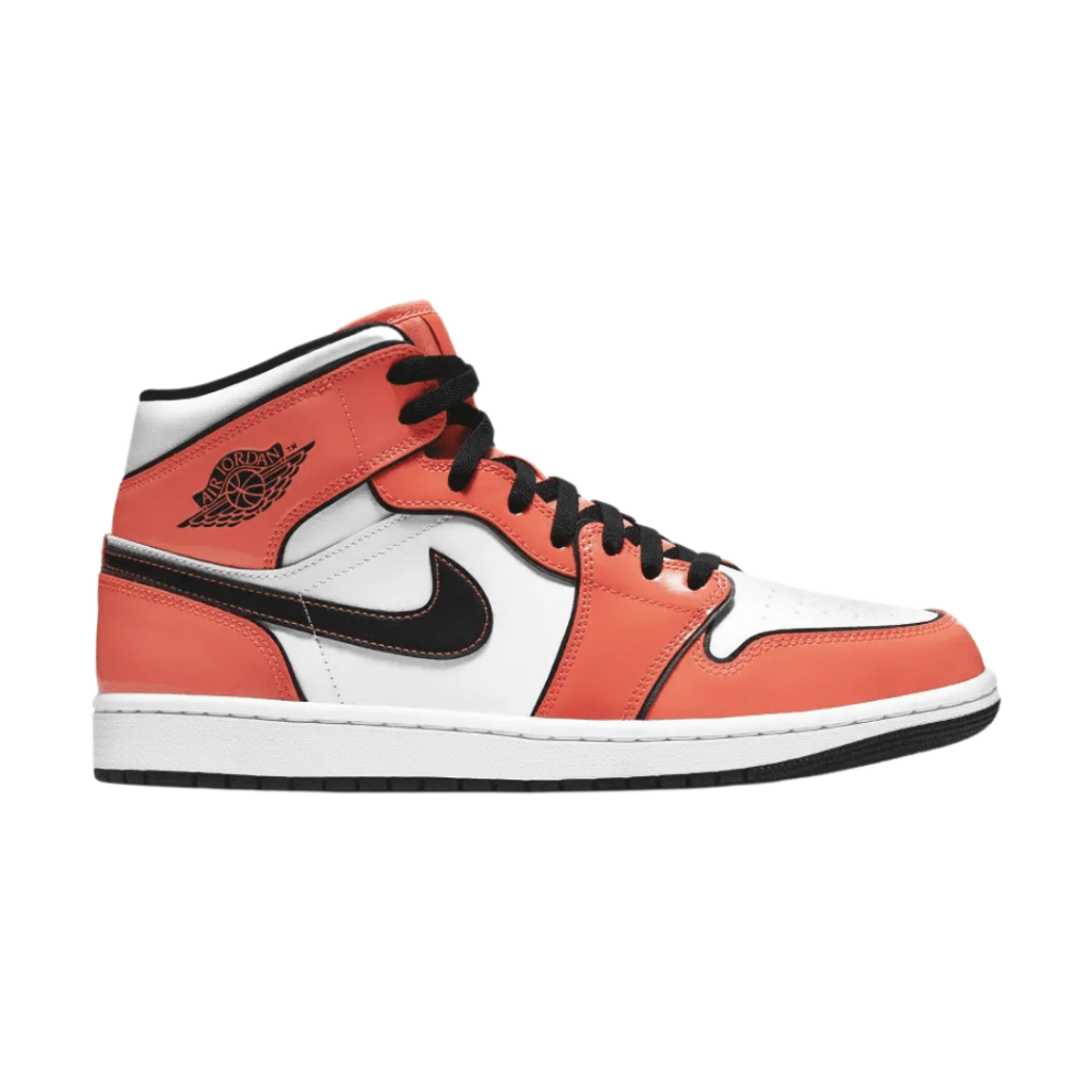 Air Jordan 1 Mid SE Turf Orange