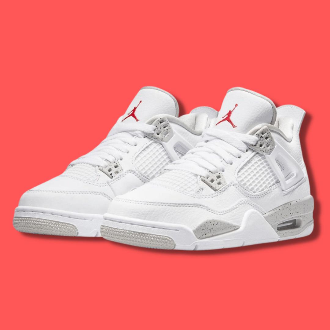 """Air Jordan 4 """"Tech Grey"""""""