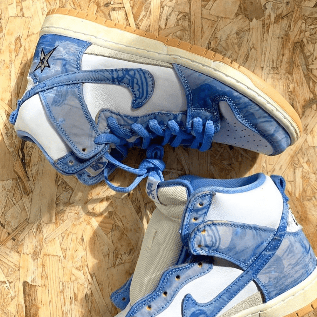Nike SB x Carpet Company Dunk High