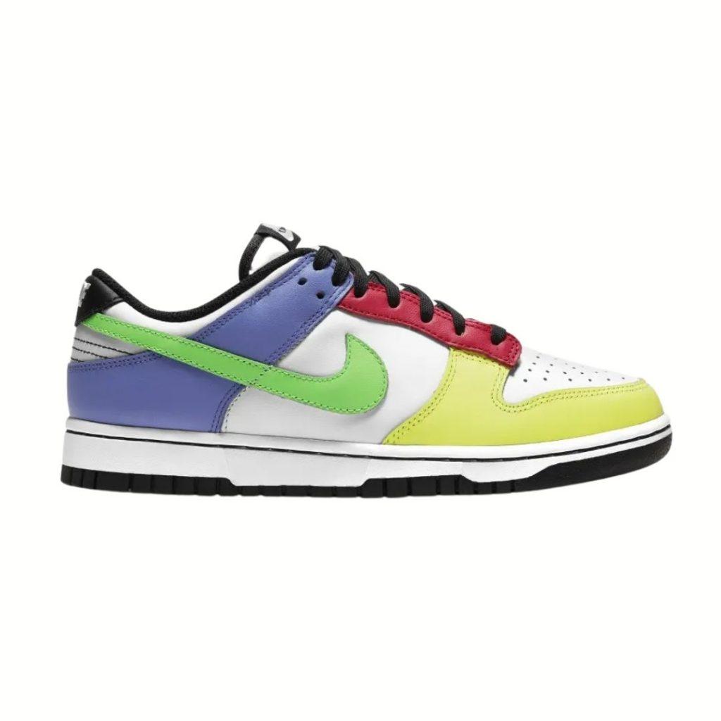 Nike Dunk Low Multicolor