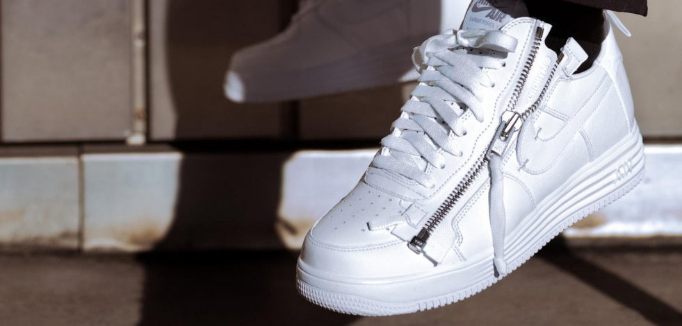 Nike Air Force 1 Reißverschluss
