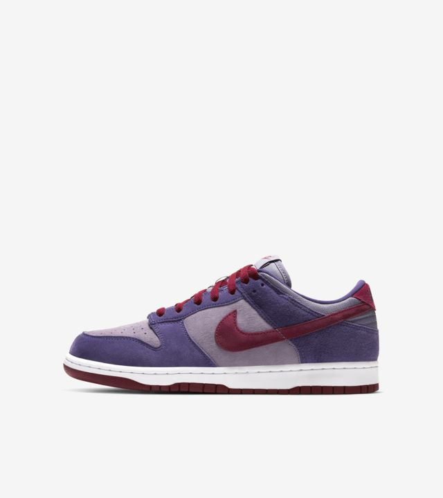 Nike Dunk Low – Plum