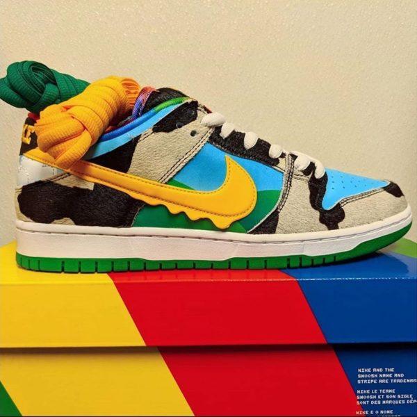 Ben & Jerry's x Nike SB
