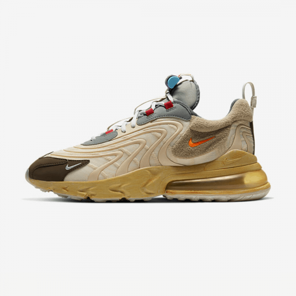 Travis Scott x Nike Air Max 270 React ENG