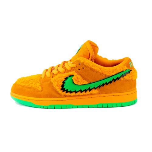 Grateful Dead x Nike SB Dunk Low (Orange)